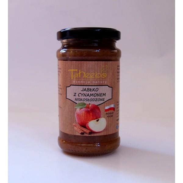 Jabłko z cynamonem niskosłodzone 220g