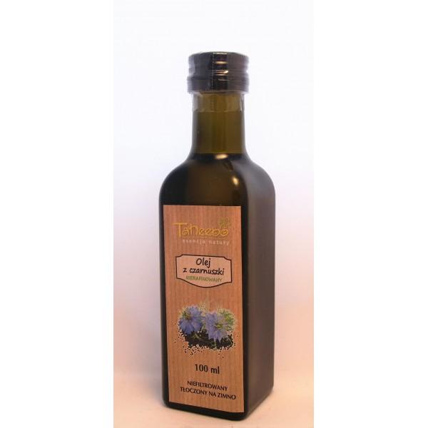 Olej z czarnuszki 100ml