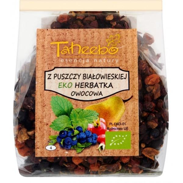EKO Herbatka owocowa z puszczy białowieskiej 200g