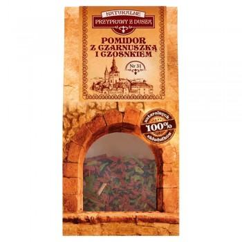 Pomidor Czarnuszka Czosnek 20g Przyprawy z duszą nr 31