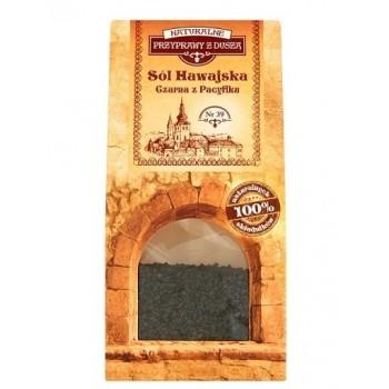Przyprawy z duszą nr 39 Sól Hawajska Czarna100g