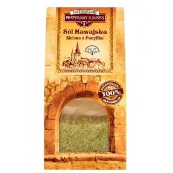 Przyprawy z duszą nr 37 Sól Hawajska Zielona 100g