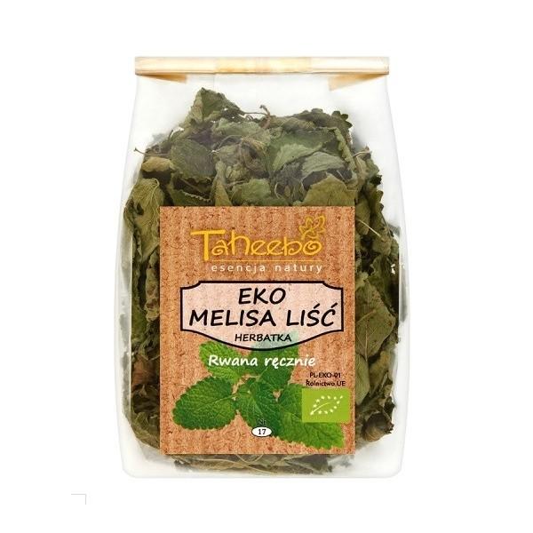 EKO Melisa liść rwana ręcznie 30g