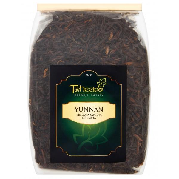 Yunnan herbata czarna liściasta 250g