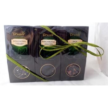 Zestaw upominkowy 3 herbaty Taheebo esencja natury