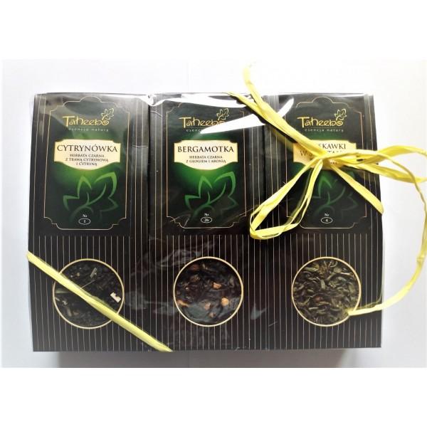 TH Zestaw Herbat 15 Cytrynówka /Bergamotka /Truskawki w śmietanie