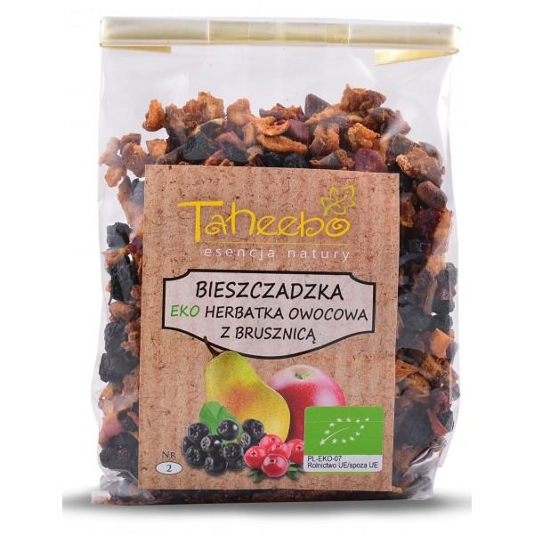 EKO Herbatka owocowa bieszczadzka 200g