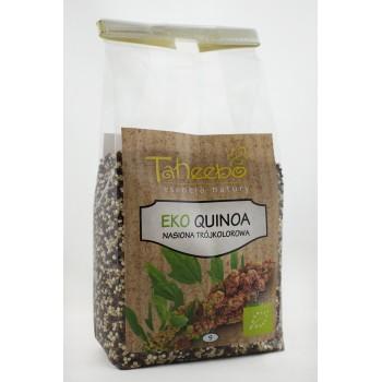 EKO Quinoa nasiona trójkolorowa 250g
