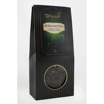 Herbata BERGAMOTKA 75g