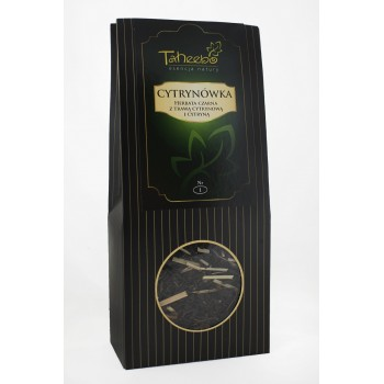 Herbata CYTRYNÓWKA 75g