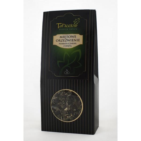 Herbata MIĘTOWE ORZEŹWIENIE 75g