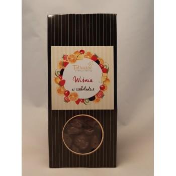 Wiśnia w czekoladzie 150g