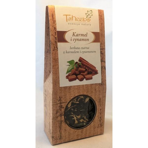 Herbatka Karmel i cynamon 50g