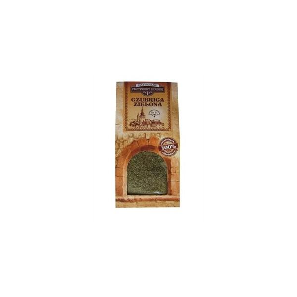 Przyprawy z duszą nr 11 Czubrica zielona 50g