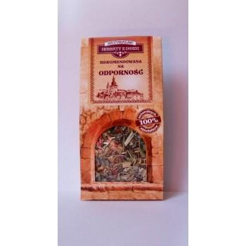 Herbatka z duszą Rekomendowana na odporność 30g