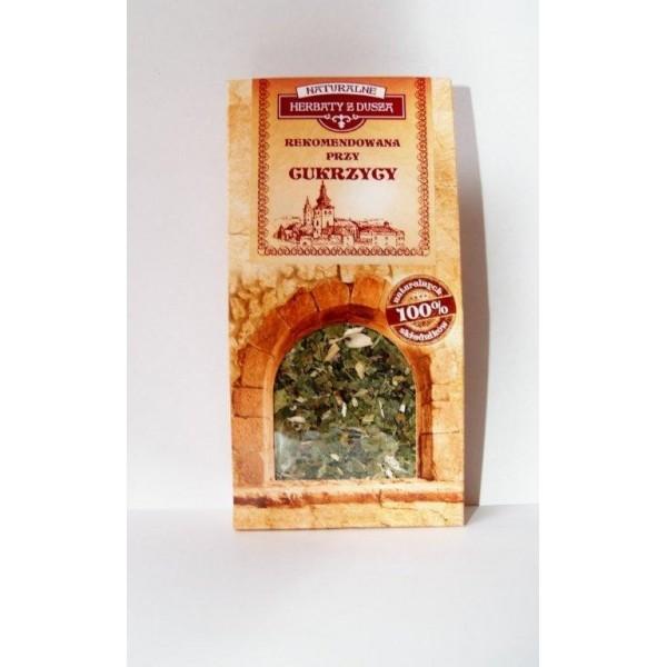Herbatka z duszą Rekomendowana przy cukrzycy 30g