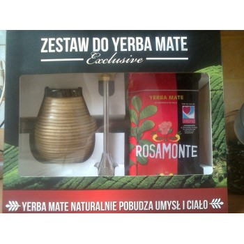 Zestaw do Yerba Mate Exclusive