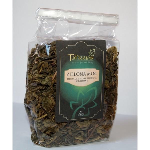 Herbata Zielona Moc 150g