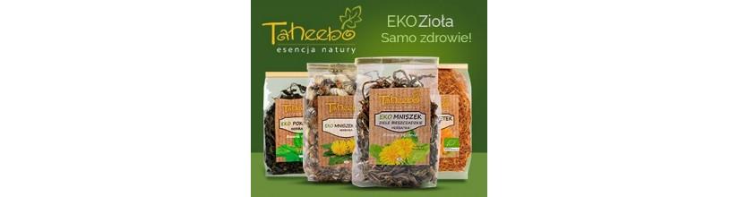 Eko herbatki ziołowe